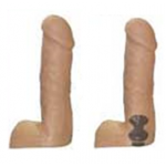 Stim U Ultimate Sex Machine Dildo with Balls